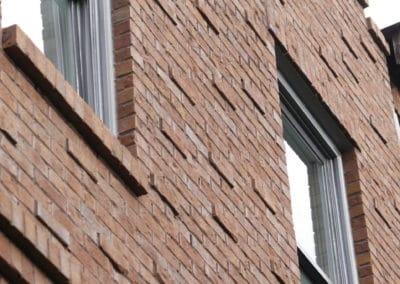 Close Up Front Wall